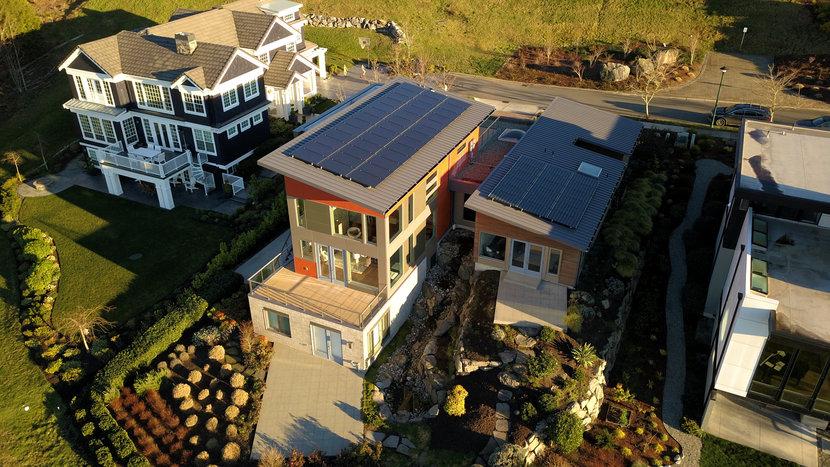 Solar Panel View
